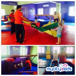 The little Gym of Alwarpet,Alwarpet,Chennai-sports   Balance