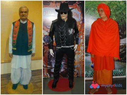 Celebrity Wax Musuem Lonavala Pune Fun Places To Go
