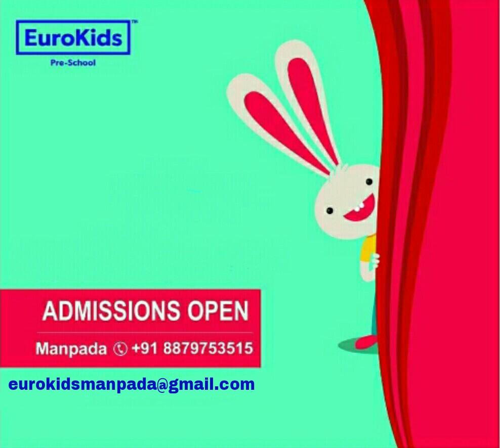 Eurokids International Preschool,Thane West,Mumbai