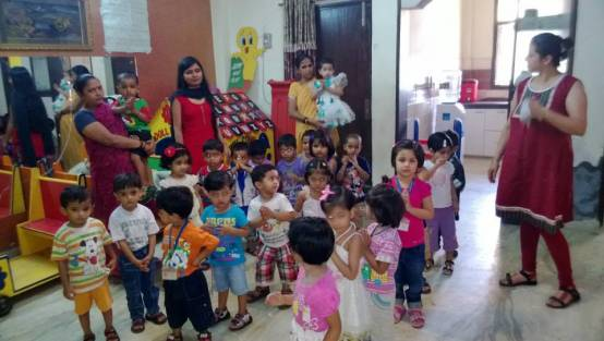 Mothers Child Play School,Rohini Sector 21,Delhi NCR-Play
