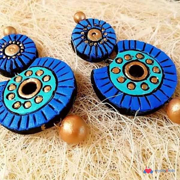 Jewellery Making With Terracotta Clay in Saket, Delhi-NCR on 30-Mar ...
