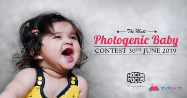 The Most Photogenic Baby Contest in Punjabi Bagh, Delhi-NCR on 30