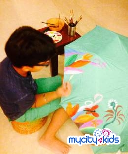 1e79bcb1802e2 Magical Umbrella Painting Workshop in Panchsheel Park, Delhi-NCR ...