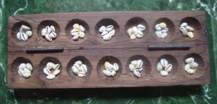 Tamarind Seeds/cowry Shells